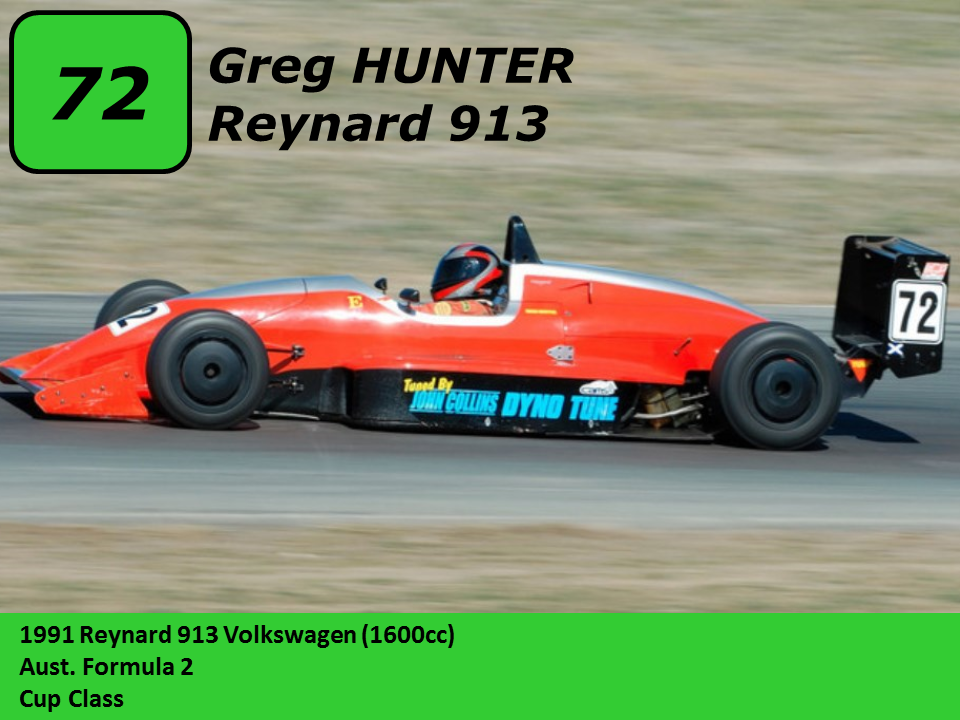 Greg Hunter Reynard