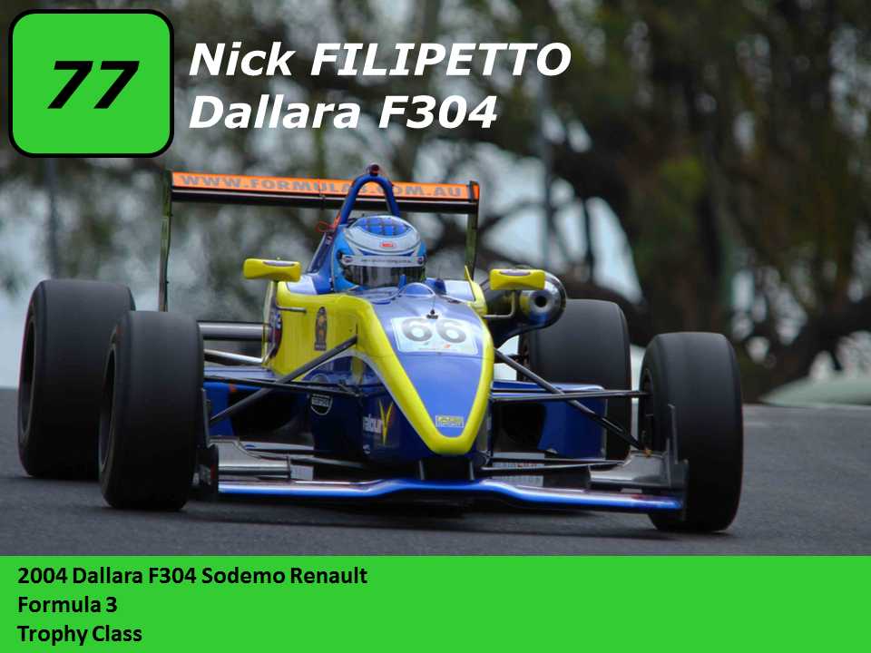 Nick Filipetto 04 Dallara
