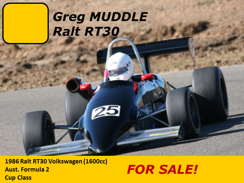 Other Cars Greg Muddle Ralt