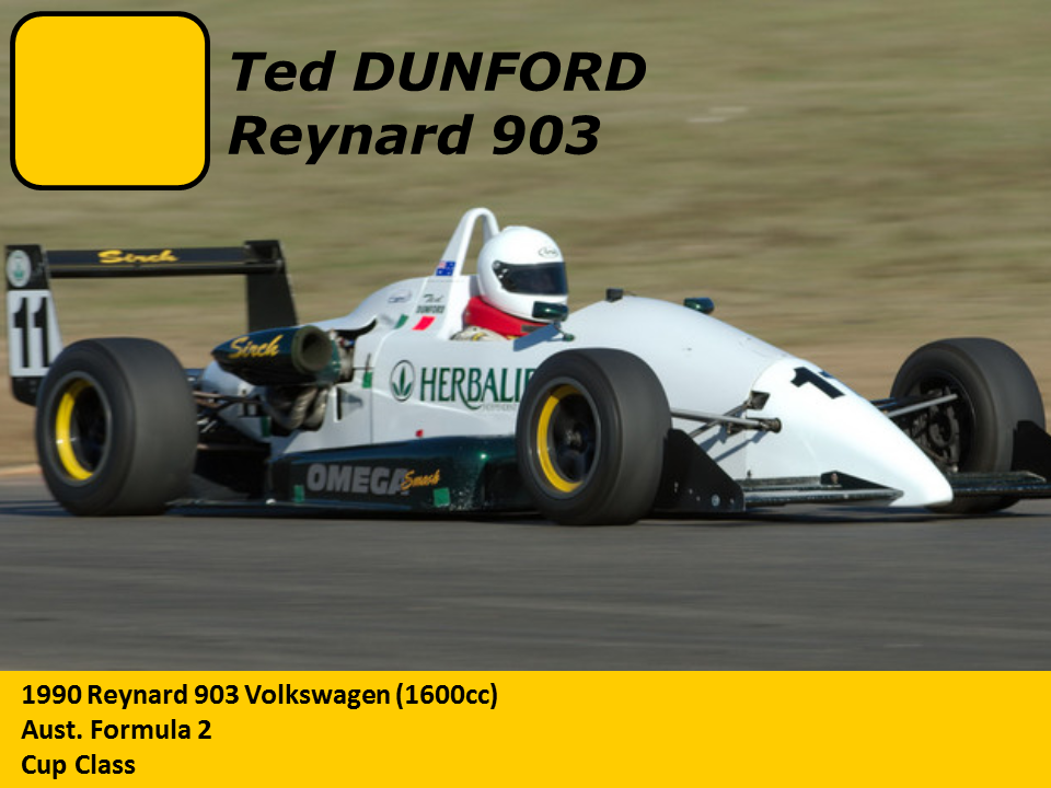 Other Cars Ted Dunford Reynard