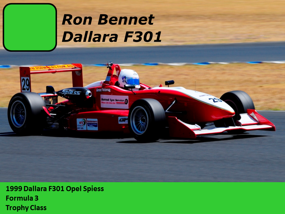 Ron Bennet 01 Dallara