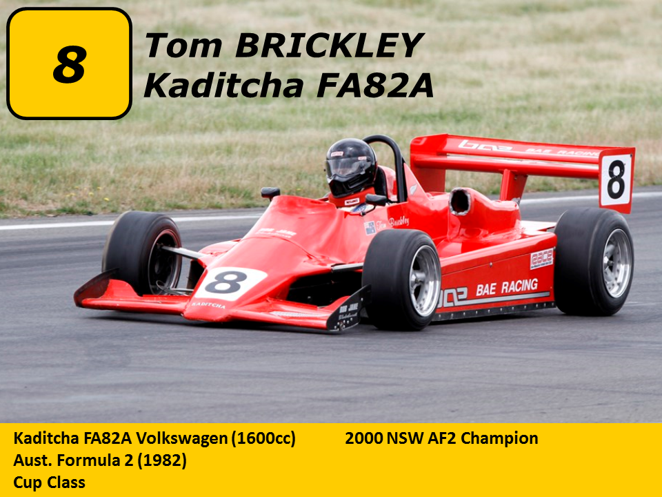 Tom Brickley Kaditcha